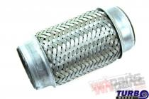 """Exhaust flex pipe 2x6"""""""" stainless - TW-TL-203"""