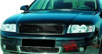 Debadged radiator grille Audi A4 8E 8E0853653OE