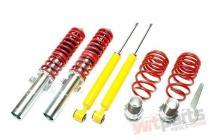 Adjustable coilover kit A1,  Ibiza,  Fabia,  Polo,  ,  Fox EVOGWVW11
