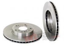Front brake disc Audi A4 - 20248