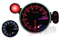 DEPO PK series gauge 115mm Rev counter 10000 DP-ZE-052