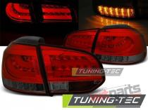 VW GOLF 6 10.08-12 RED SMOKE LED BAR LDVWD0