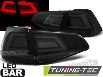VW GOLF 7 13-17 SMOKE BLACK LED BAR LDVW03