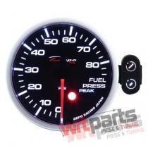 DEPO gauge PK 52mm - FUEL PRESSURE DP-ZE-023