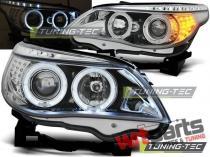 BMW E60/E61 03-07 ANGEL EYES CHROME LED INDIC. LPBM93