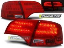 AUDI A4 B7 11.04-03.08 AVANT RED WHITE LED LDAU60