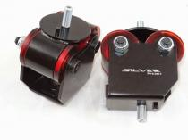 46/5000 Supports polyurethane engine for Nissan 350Z - SPEM350