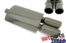 "Muffler TurboWorks 44 2,  5"" TW-TL-017"
