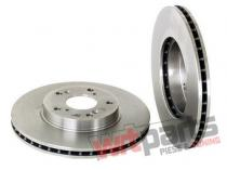 Front stock Brakediscs A4,  Exeo,  Passat 3B5 2485F