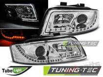 AUDI A4 10.00-10.04 LED TUBE LIGHTS CHROME LPAUC2