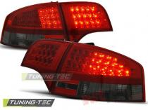 AUDI A4 B7 11.04-11.07 SEDAN RED SMOKE LED LDAU54