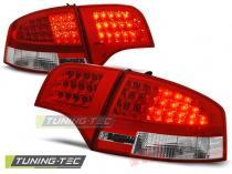 AUDI A4 B7 11.04-11.07 SEDAN RED WHITE LED LDAU53