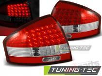 AUDI A6 97-04 RED WHITE LED LDAU03