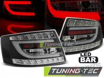 AUDI A6 C6 SEDAN 04.04-08 BLACK LED 7PIN LDAUC4