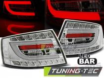 AUDI A6 C6 SEDAN 04.04-08 CHROME LED 7PIN - LDAUC3