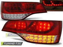 AUDI Q7 06-09 RED WHITE LED LDAU57