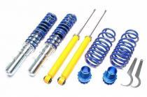 Adjustable coilover kit A3,  Leon,  Octavia,  Bora,  Golf IV TAGWVW04