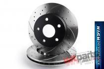 Disc frana sport fata High Performance A4,  A6 Passat - 2919/HPT5