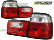 BMW E34 02.88-12.95 RED WHITE LTBM25