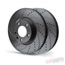 Front sport brake disc Mercedes Benz  20394/T5
