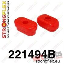 Gearbox mount dog bone 221494B