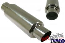 "Muffler 76mm TurboWorks 3"" TW-TL-056"