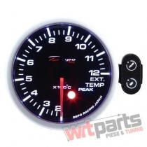 DEPO gauge PK 52mm - EXHAUST TEMP - DP-ZE-030