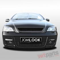 Front bumper in sports design suitable for Opel Astra G T98 - 63807103JRS