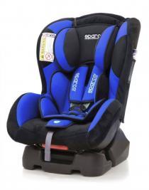 Car Kid Seat SPARCO F500K ( 0-18kg ) suede SPC3002AZ