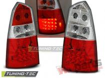 FORD FOCUS MK1 10.98-10.04 KOMBI RED WHITE LED LDFO02