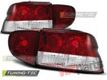 FORD ESCORT MK6/7 93-00 RED WHITE LTFO25