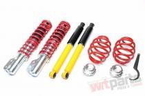 Kit suspensie sport reglabila pentru Opel Corsa A si Corsa B Ta-Technix EVOGWOP02