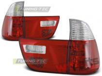 BMW X5 E53 09.99-06 RED WHITE LTBM44