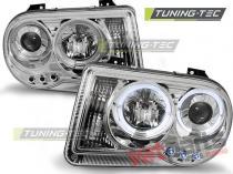 CHRYSLER 300C 05-10 headlights LPCH09