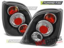 FORD FIESTA MK3 04.89-09.95 black taillights LTFO26