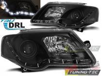 VW PASSAT B6 3C 03.05-10 TRU DRL BLACK LPVWJ7