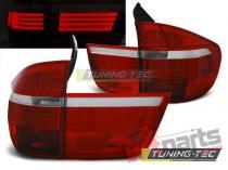 BMW X5 E70 03.07-05.10 RED WHITE LED LDBM91