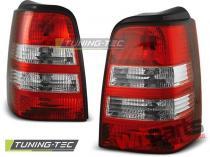 VW GOLF 3 09.91-08.87 VARIANT RED WHITE LTVW48