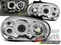VW GOLF IV 09.97-09.03 Angel Eyes CCFL headlights - LPVW06