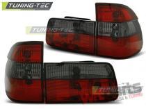 BMW E39 09.95-08.00 TOURING RED SMOKE - LTBM30