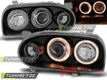 Volkswagen Golf III 09.1991-08.1997 Angel Eyes headlights - LPVW48