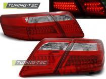 TOYOTA CAMRY 6 XV40 06-09 RED WHITE LED - LDTO04