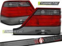 MERCEDES W140 95-10.98 RED SMOKE - LTME08