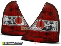 RENAULT CLIO II 09.98-05.01 RED WHITE LTRE12