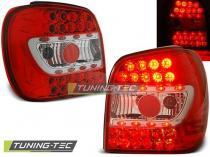 VW POLO 6N 10.94-09.99 RED WHITE LED LDVW66
