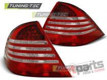 MERCEDES S-KLASA W220 98-05 RED WHITE LTME16