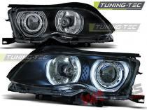 BMW E46 09.01-03.05 ANGEL EYES BLACK LPBM32