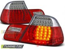 BMW E46 04.99-03.03 COUPE RED WHITE LED LDBM08