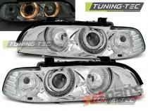 BMW E39 09.95-06.03 ANGEL EYES CHROME - LPBM08