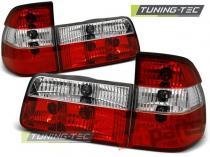 BMW E39 09.95-08.00 TOURING RED WHITE LTBM26